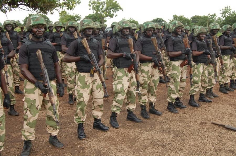 strongest military in Africa most powerful military in Africa