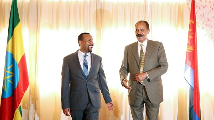 Ethiopia And Eritrea Signs A Historic Peace Treaty In Saudi Arabia Summit - African Leadership Magazine