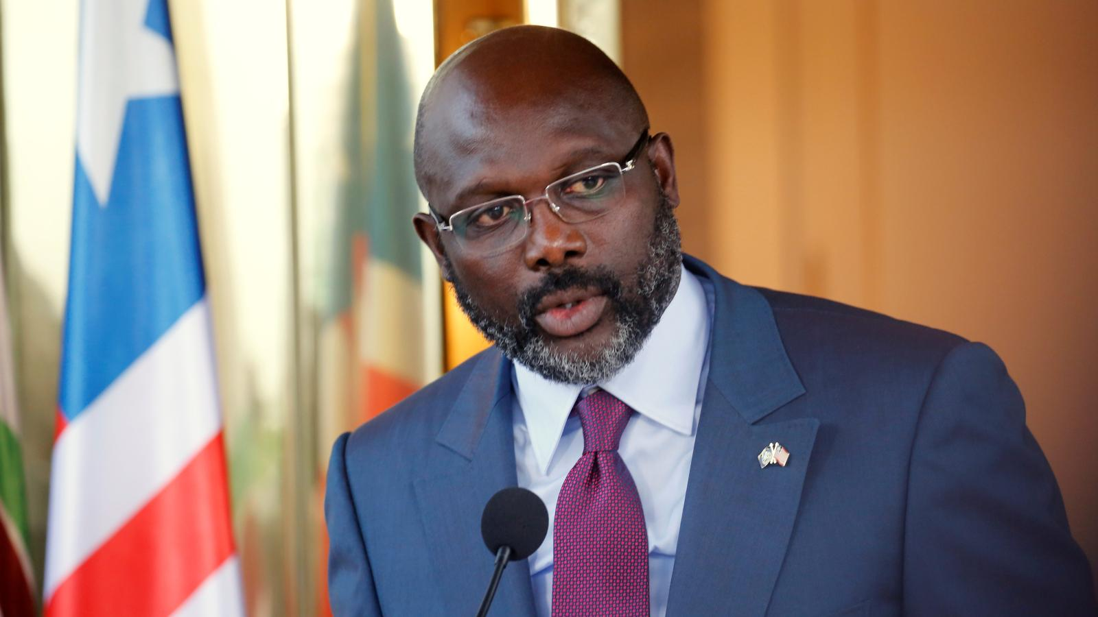 President George Weah African Of The Week African Leadership Magazine